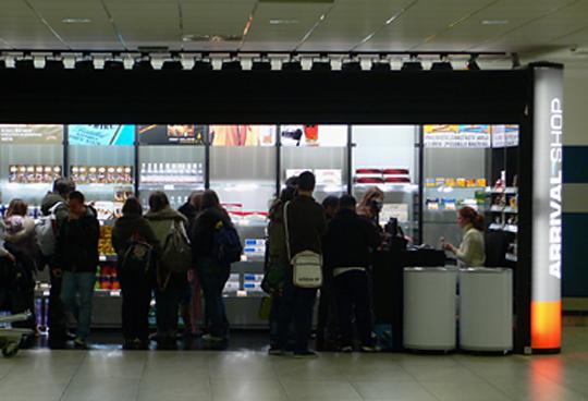 Acron Arrival Shop