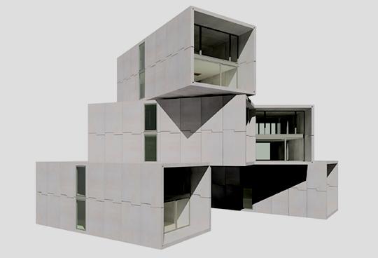 Betonový dům