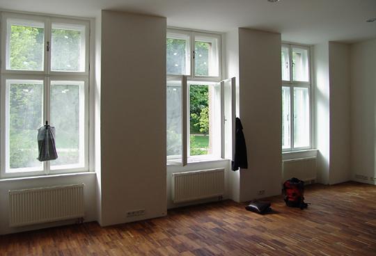 Rekonstrukce bytu Holečkova