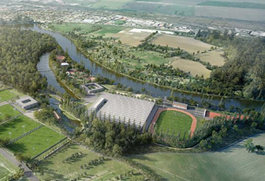 Národní olympijské centrum Nymburk