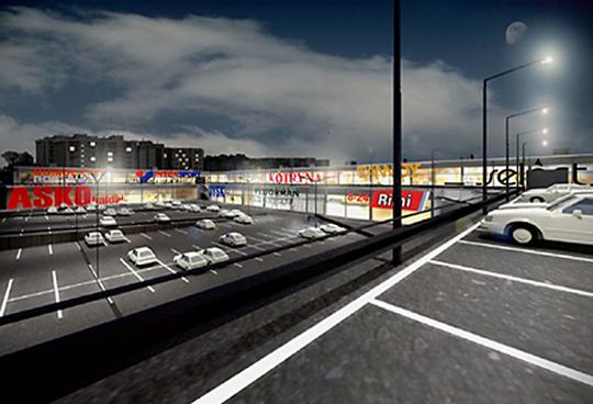 Retail Park Vilnius